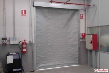 cortinas cortafuegos textiles