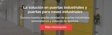 Puertas rápidas para industria