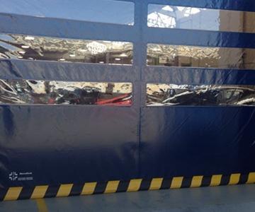 Las mejores puertas rápidas para la carga y descarga de mercancías