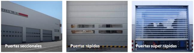 puertas industriales bizkaia