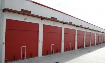 Puertas seccionales para industria
