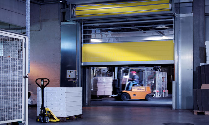 La tecnología más avanzada en las puertas súper rápidas para industria: conoce estos 3 modelos